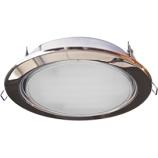 Встраиваемый потолочный светильник серии Н5 - высота 53мм. Увеличенный аналог GX53-H4.
