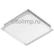 Офисный светодиодный светильник ГКЛ Alumogips-22/opal-sand 22Вт. 1900Лм. IP40