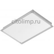 Офисный светодиодный светильник ГКЛ Alumogips-30/opal-sand 30Вт. 2500Лм. IP40