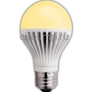 Ecola classic LED 12,0W A60 220-240V E27 золотистый шар (ребристый алюм. радиатор) 110x60