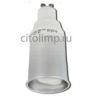 Ecola Reflector GU10 15W 220V 4000K 108x50