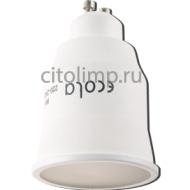 Ecola Reflector GU10 9W 220V 2700K 76x50