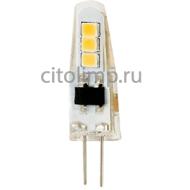 Ecola Light G4 LED 1,5W Corn Micro 220V 2800K 35x10