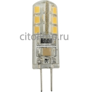 Ecola G4 LED 3,0W Corn Micro 220V 6400K 320° 38x11