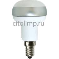 Ecola Reflector R50 7W DER/R50C 220V E14 4000K (R50) 85х50
