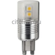 Ecola G9 LED 3,0W Corn Mini 220V 2800K 300° 60x23