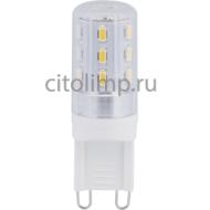 Ecola G9 LED 2,5W Corn Micro 220V 2800K 320° 49x15