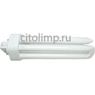 Ecola Projector Lamp 42W для прожектора FFL/A 220V Gx24q-4 6400K (3U) 157x49