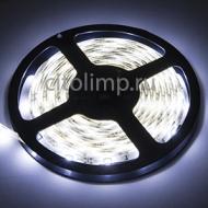 Ecola LED strip PRO 7,2W/m 12V IP65 10mm 30Led/m 6400K 18Lm/LED 540Lm/m светодиодная лента на катушке 5м.