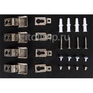 Ecola LED panel inst. kit комплект для установки тонкой панели (подвес. уст-ка, уголки)