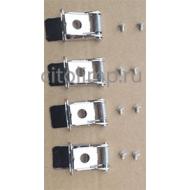 Ecola LED panel inst. kit комплект для установки тонкой панели (встраив. уст-ка, пружины)