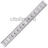 Ecola LED strip 220V STD 8,6W/m IP68 16x8 108Led/m RGB разноцветная лента на катушке 10м.
