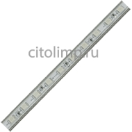Ecola LED strip 220V STD 7,2W/m IP68 14x7 30Led/m RGB разноцветная лента на катушке 50м.
