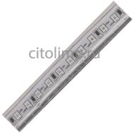 Ecola LED strip 220V STD 9,6W/m IP68 16x8 120Led/m RGB разноцветная лента 50м.