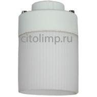 Ecola GX40 11W DFC 220V GX40 2700K лампа в белом корпусе 75x50
