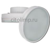 Ecola GX70 LED 13,0W Tablet 220V 4200K матовое стекло 111x42