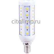 Ecola Corn LED Premium 9,5W 220V E14 2700K кукуруза 108x30