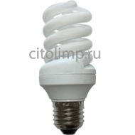 Ecola Spiral Dimmable 15W E27 4100K 116x47