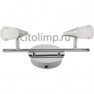 036-005-0003 Светодиодный светильник потолочный 2*5W 4000K Хром ☼10Вт.