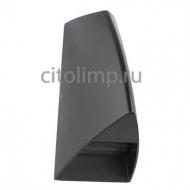 HL242L Светодиодный садовый светильник 3.5W 4100K Черный ☼3,5Вт.