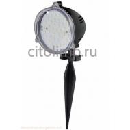 HL282L Светодиодный садовый светильник 16W 6400К Черный ☼16Вт.