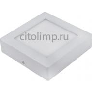 HL641L Светодиодный светильник накладной 12W 3000K Белый ☼12Вт.