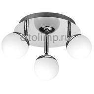HL7180L Светодиодный светильник потолочный 3*4W 3000K Хром ☼12Вт.