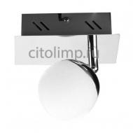 HL7181L Светодиодный светильник потолочный 1*4W 3000K Хром ☼4Вт.