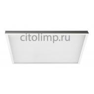 Светодиодный светильник СПО05610 (6400k) 54Вт. 6600Лм. IP20 (опционально IP40)