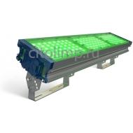 Светодиодный светильник (зеленый) tl-prom 150 pr plus fl (к) green 144Вт. 19500Лм. IP67