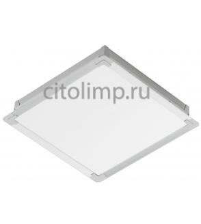 Офисный светодиодный светильник ГКЛ Alumogips-22/opal-sand 22Вт. 1900Лм. IP54