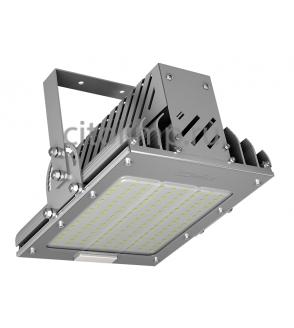 Взрывозащищенный светодиодный светильник КЕДР Ех (СБУ) 75Вт. 9100Лм. IP67