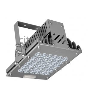 Взрывозащищенный светодиодный светильник КЕДР Ех (СБУ) 75Вт. 7900Лм. IP67