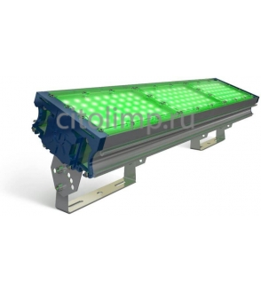 Светодиодный светильник (зеленый) tl-prom 150 pr plus fl (г) green 144Вт. 20348Лм. IP67