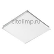 Офисный светодиодный светильник ГКЛ Alumogips-38/opal-sand 38Вт. 3800Лм. IP40