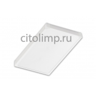 Офисный светодиодный светильник Hightech-30/opal-sand c Блоком Аварийного Питания (БАП) на 1 час 31Вт. 2500Лм. IP40