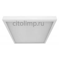 Офисный светодиодный светильник Армстронг CSVT Universal - 34 c Блоком Аварийного Питания (БАП) на 1 час 32Вт. 3100Лм. IP20