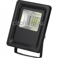 HL175L Светодиодный прожектор 10W 6400K COB LED Черный ☼10Вт.