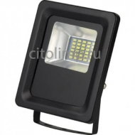 HL175LE Светодиодный прожектор 10W 6400K Черный ☼10Вт.