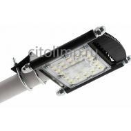 Уличный светодиодный светильник ДКУ 29-50-021 консольный, 49Вт.,  6000Лм.,  IP67