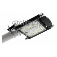 Уличный светодиодный светильник ДКУ 29-40-001 консольный, 38Вт.,  4180Лм.,  IP67