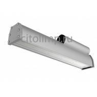 Уличный светодиодный светильник ДКУ-37/4400 консольный, 37Вт.,  4400Лм.,  IP65