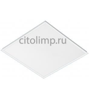 Офисный светодиодный светильник Армстронг AVRORA-32/opal-sand 32Вт. 3600Лм. IP20