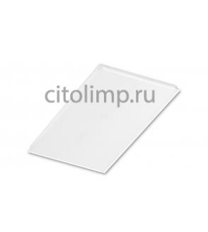 Офисный светодиодный светильник ГКЛ Alumogips-76/opal-sand 76Вт. 7600Лм. IP54