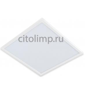 Светодиодная панель универсальная KROKUS LED PL-CSVT-36 c Блоком Аварийного Питания (БАП) на 3 час 36Вт. 3700Лм. IP54 /IP20