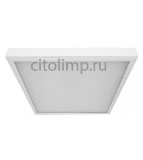Офисный светодиодный светильник Армстронг CSVT Universal - 34 c Блоком Аварийного Питания (БАП) на 3 час 32Вт. 3100Лм. IP20