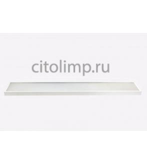 Светильник светодиодный OFFICE ECO 1200 Х 180 30Вт. 2700Лм. IP20