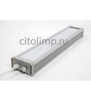 Уличный светодиодный светильник STREET L-VOLT, 42Вт.,  6000Лм.,  IP65