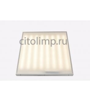 Светильник светодиодный OFFICE SСHOOL 37Вт. 3900Лм. IP40
