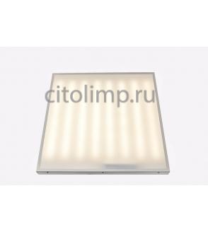 Светильник светодиодный OFFICE MEDICAL BASE 37Вт. 3900Лм. IP40